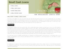 smallcashloans.org.uk