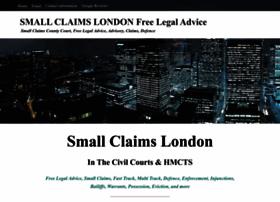smallclaims.uk.com