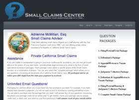 smallclaimscenter.org