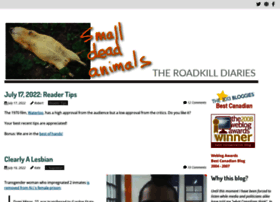 smalldeadanimals.com