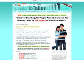 smallertotaller.com