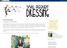 smallfrequentdressing.blogspot.com