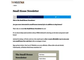 smallhousenewsletter.com