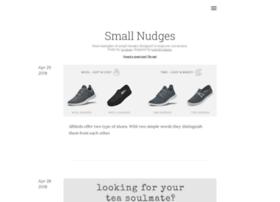 smallnudges.tumblr.com