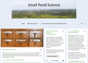 smallpondscience.com