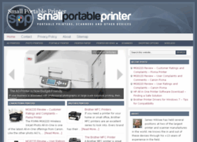 smallportableprinter.com