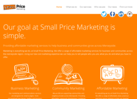 smallpricemarketing.co.uk
