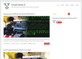 smallrobots.it