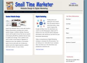 smalltimemarketer.com