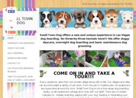 smalltowndog.com