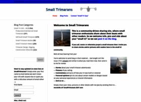smalltrimarans.com