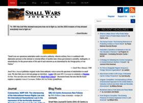 smallwarsjournal.com