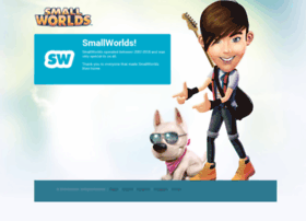 SmallWorlds: The Game Where You Belong! Join Free | Login