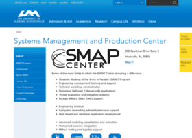 smapcenter.uah.edu