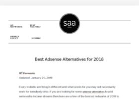 smartadsensealternatives.com