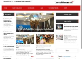 smartcitybhubaneswar.com