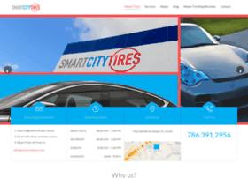 smartcitytires.com