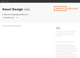 smartdesign.recruiterbox.com