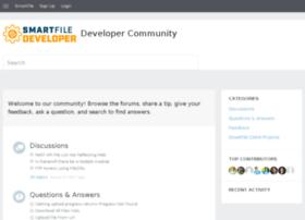 smartfile.forumbee.com