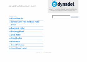 smarthotelsearch.com