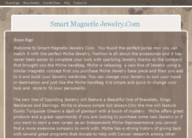 smartmagneticjewelry.com