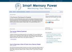 smartmemorypower.com