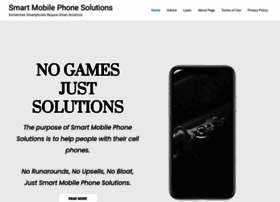 smartmobilephonesolutions.com