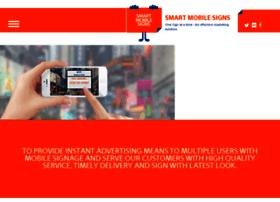 smartmobilesigns.com