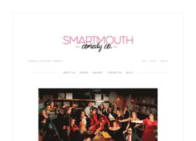 smartmouthcomedyco.com