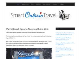 smartontariotravel.com