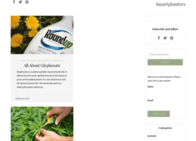 smartplanters.com