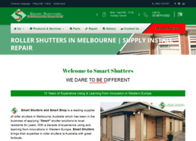 smartshutters.com.au