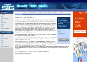 smarttestguru.com