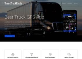 smarttruckroute.com