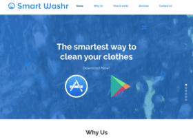 smartwashr.com