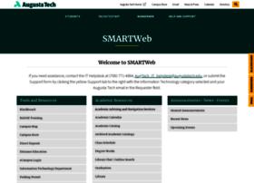 smartweb.augustatech.edu