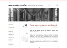 smartwindowshosting.wordpress.com