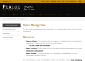 smas.purdue.edu