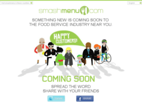 smashmenu.com