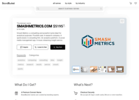 smashmetrics.com