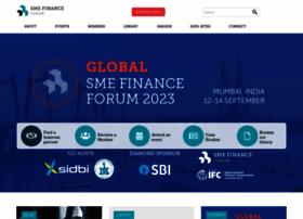 smefinanceforum.org