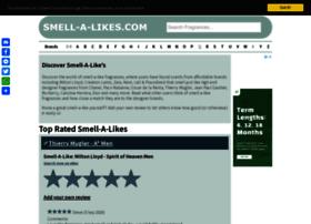 smell-a-likes.com