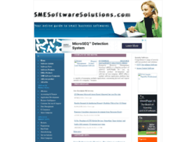 smesoftwaresolutions.com