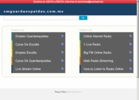 smguardaespaldas.com.mx