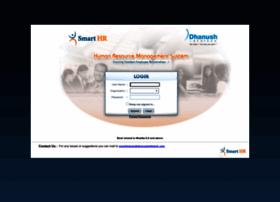 smhr.dhanushinfotech.com