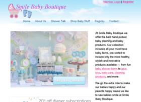 smilebabyboutique.spruz.com