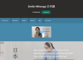 smilenihongo.com