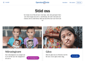 smileonline.operationsmile.se