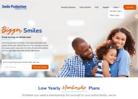 smileprotectiondentalplan.com