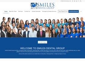 smilesdentalgroup.com